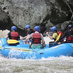 Pacuare River Rafting