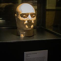 Death Mask of Ned Kelly