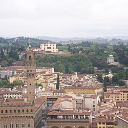 View from the Duomo