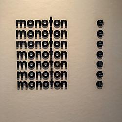 monoton e