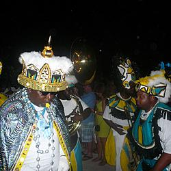 Full moon party parade
