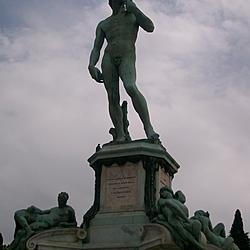 David #2 - Piazzale Michelangelo | Made of Bronze