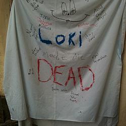 Loki made me dead