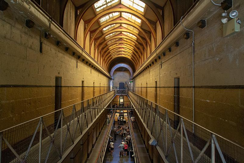 Melbourne Gaol