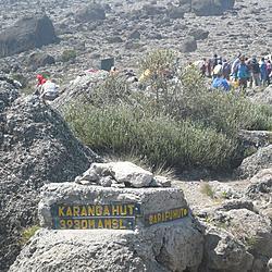 Kilimanjaro Day 4 | Karanga Huts