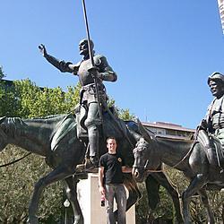 Don Quixote y yo