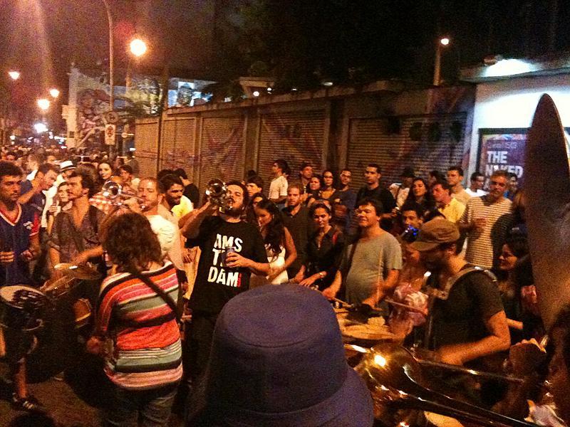 Lapa Street Party | Lapa Street Party