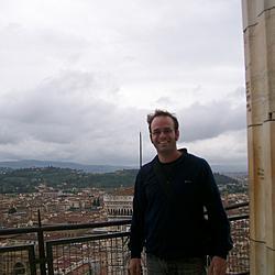 Atop the Duomo